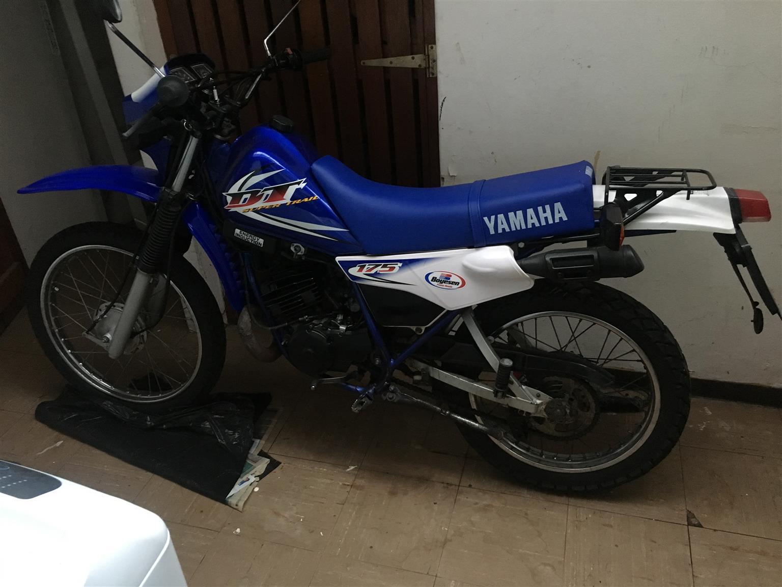 2008 Yamaha DT 200
