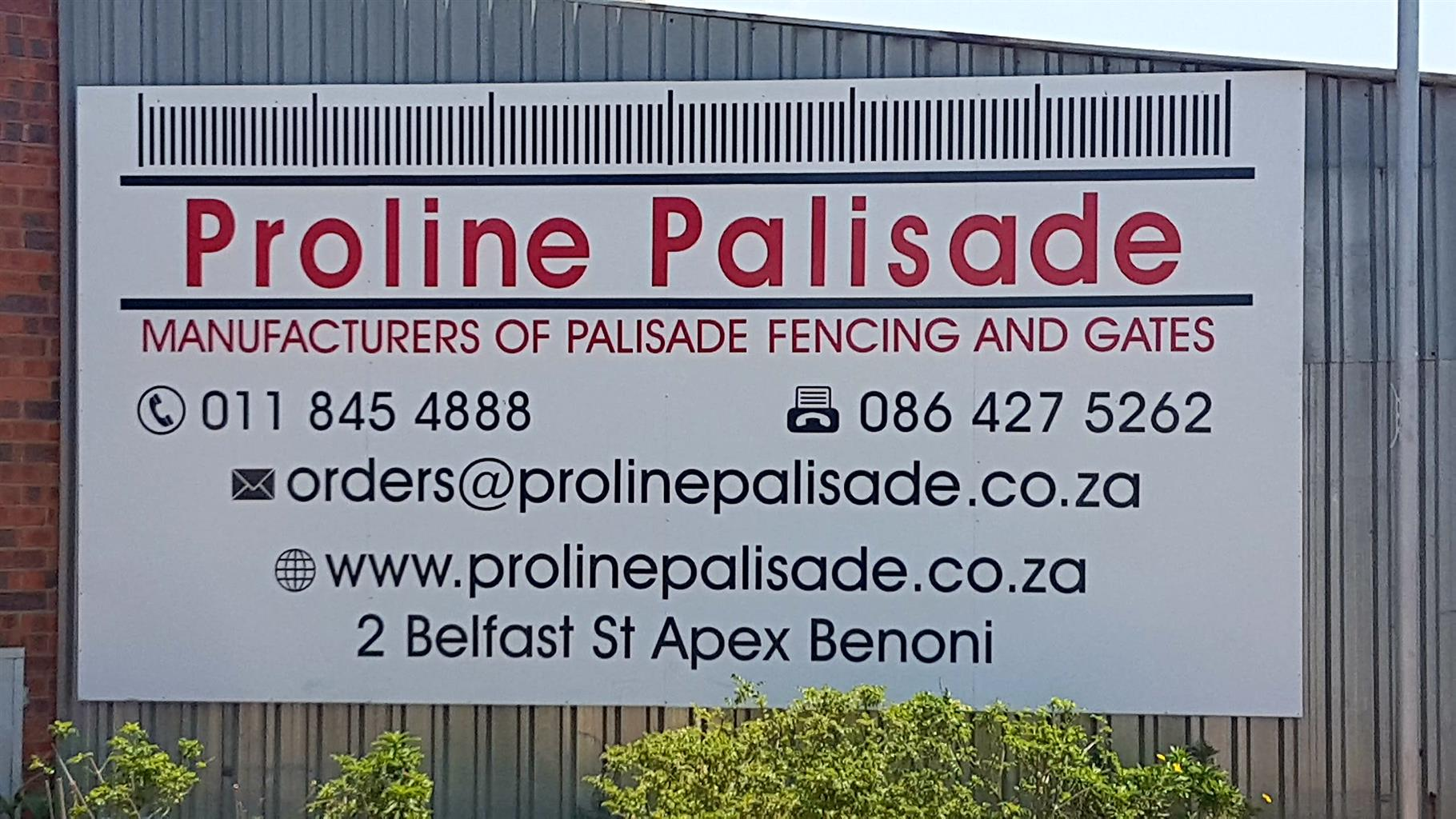 Find Proline Palisade CC's adverts listed on Junk Mail