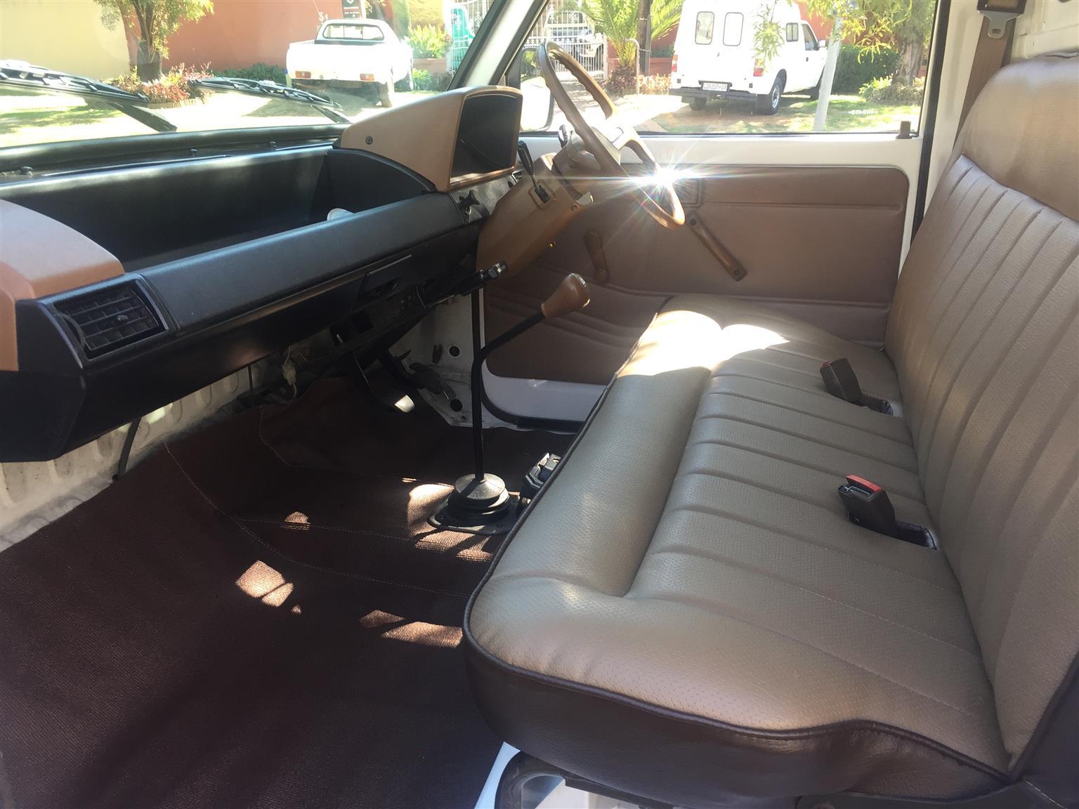 1988 Toyota Stallion 2.0 panel van