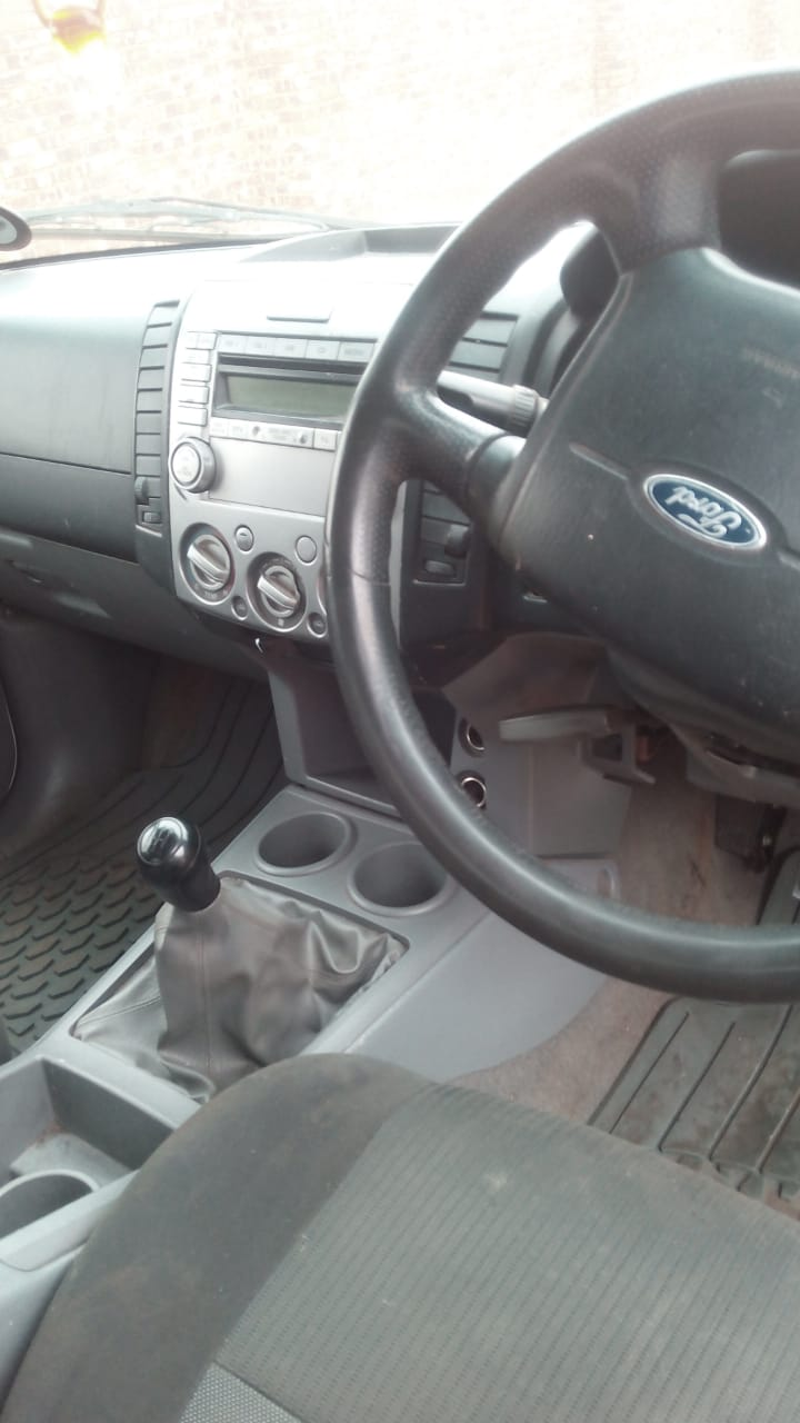 2009 Ford Ranger SuperCab RANGER 3.2TDCi XLT 4X4 A/T P/U SUP/CAB