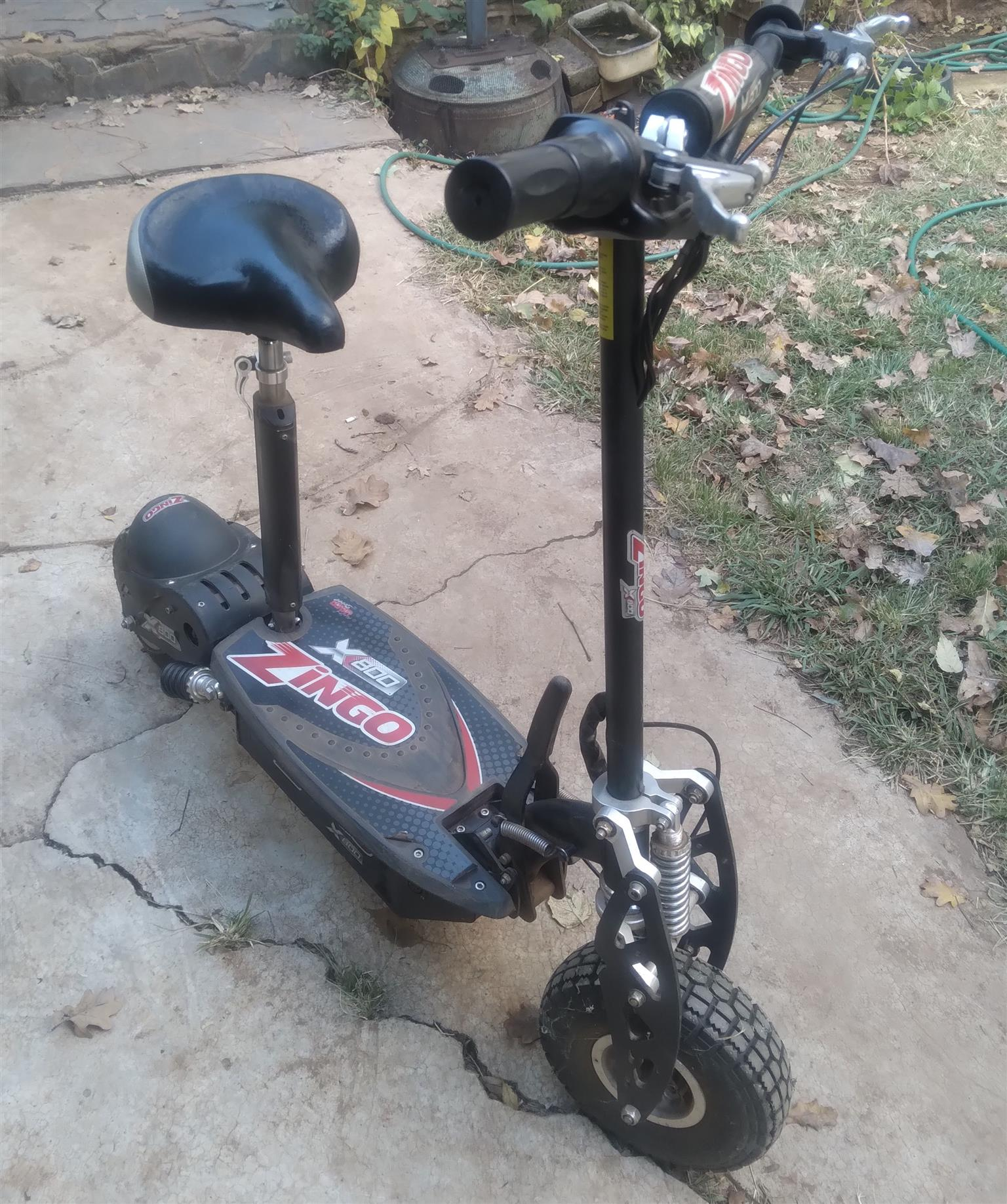 Electric Scooter - Zingo X800