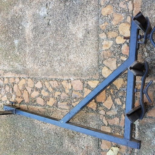 Bicycle Rack Junk Mail