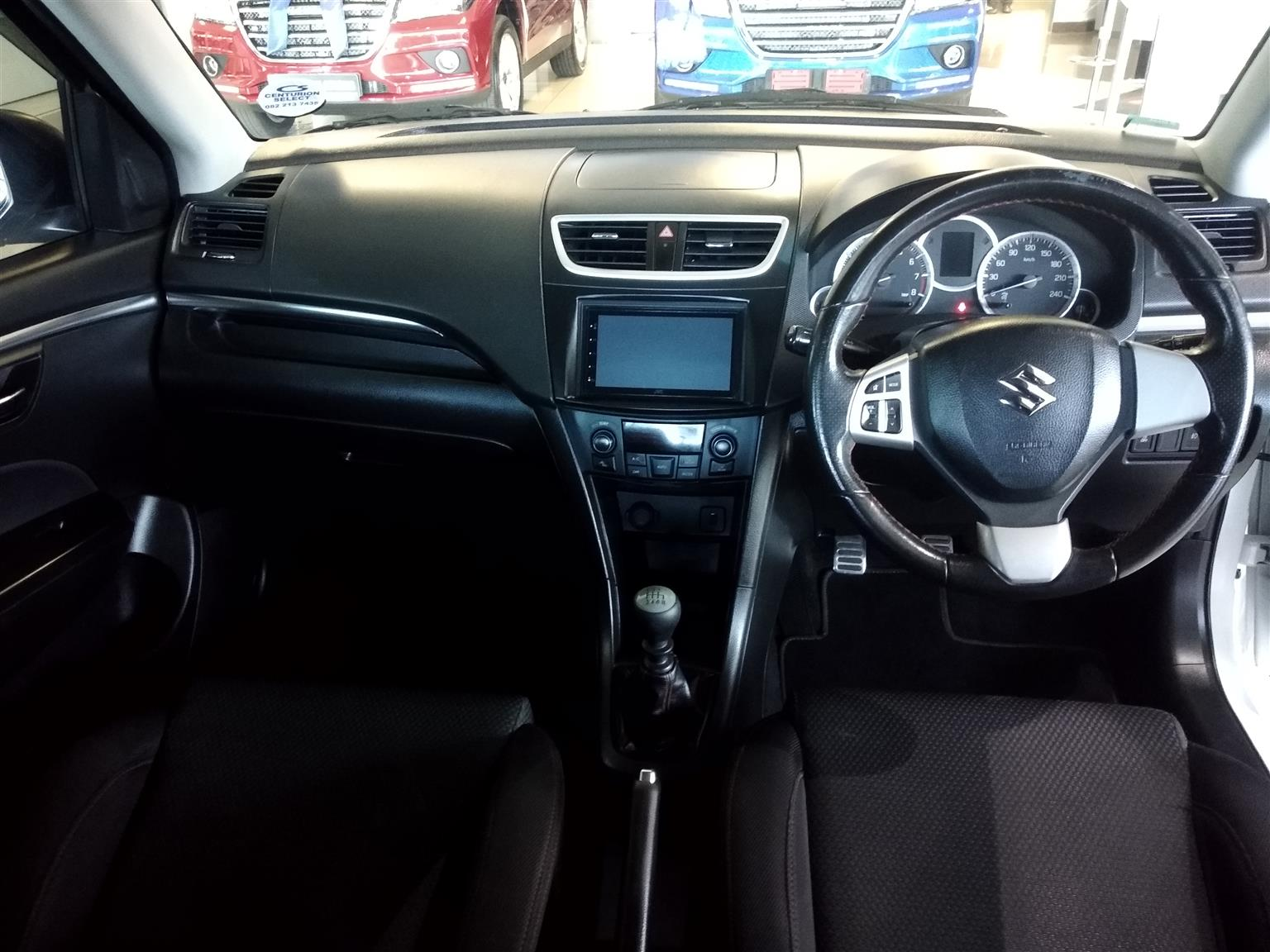 100% authentic 08b05 4bf2d 2013 Suzuki Swift hatch 1.6 Sport | Junk Mail