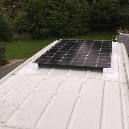 Camping solar power