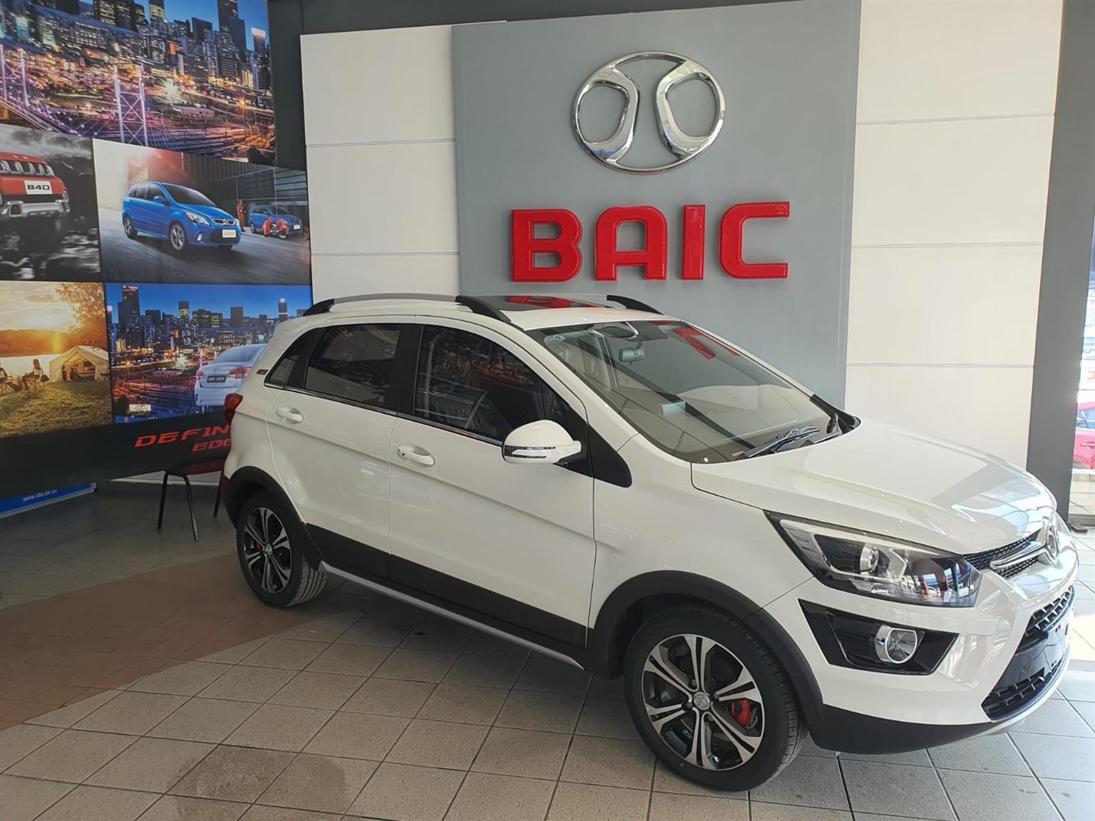 2021 BAIC X25