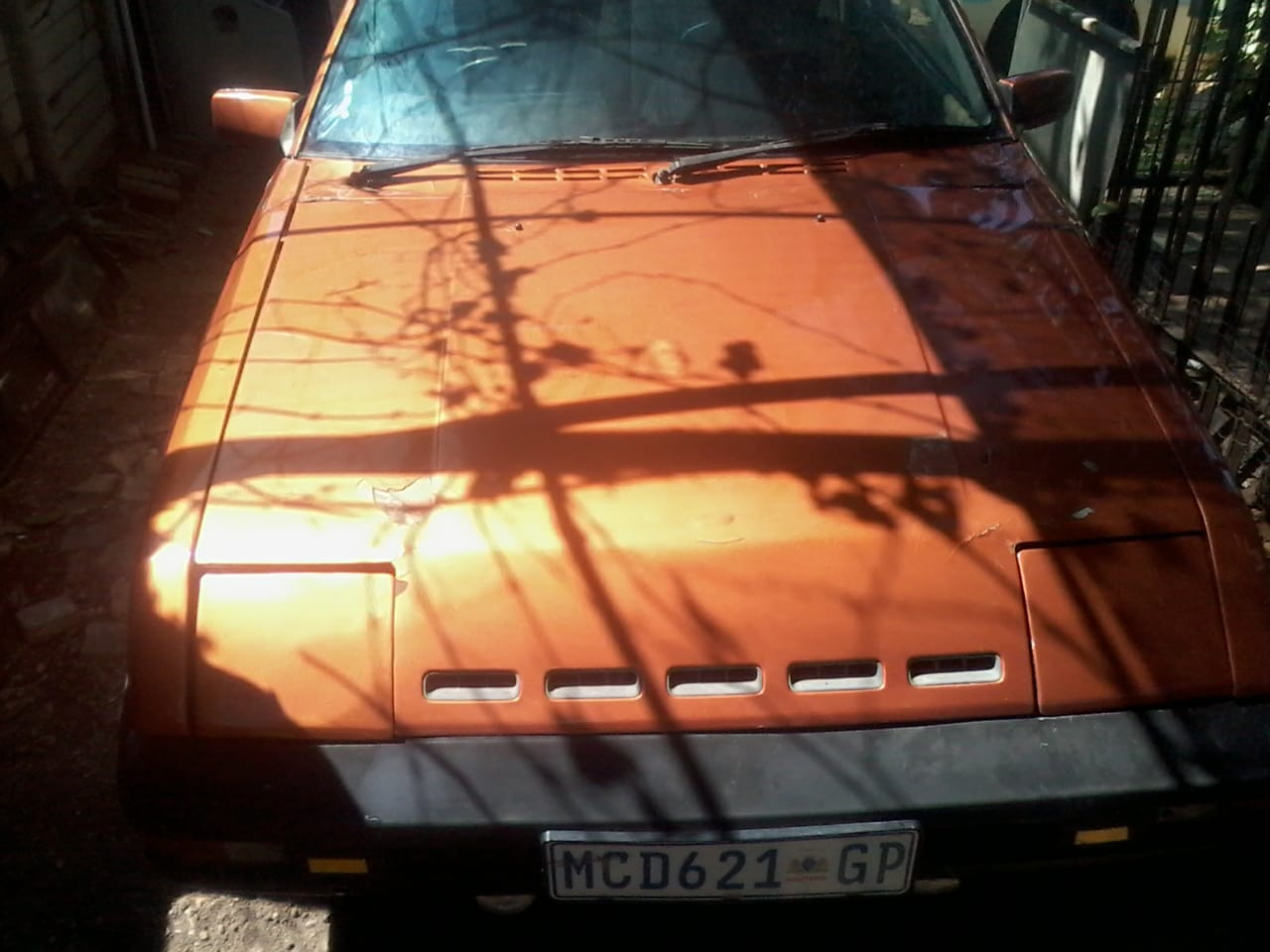 1984 Nissan 200 SX