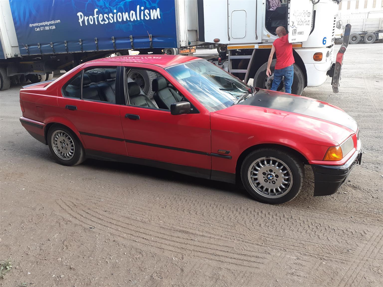 1997 BMW 3 Series 323i