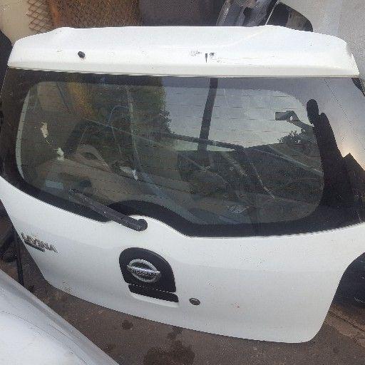 Nissan Livina Parts