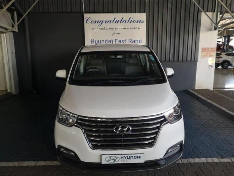 2018 Hyundai H1 H 1 2.5CRDi panel van auto
