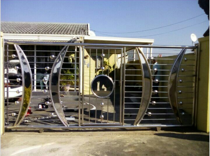 Stainless Steel And Mild Steel Gates Automation Carports