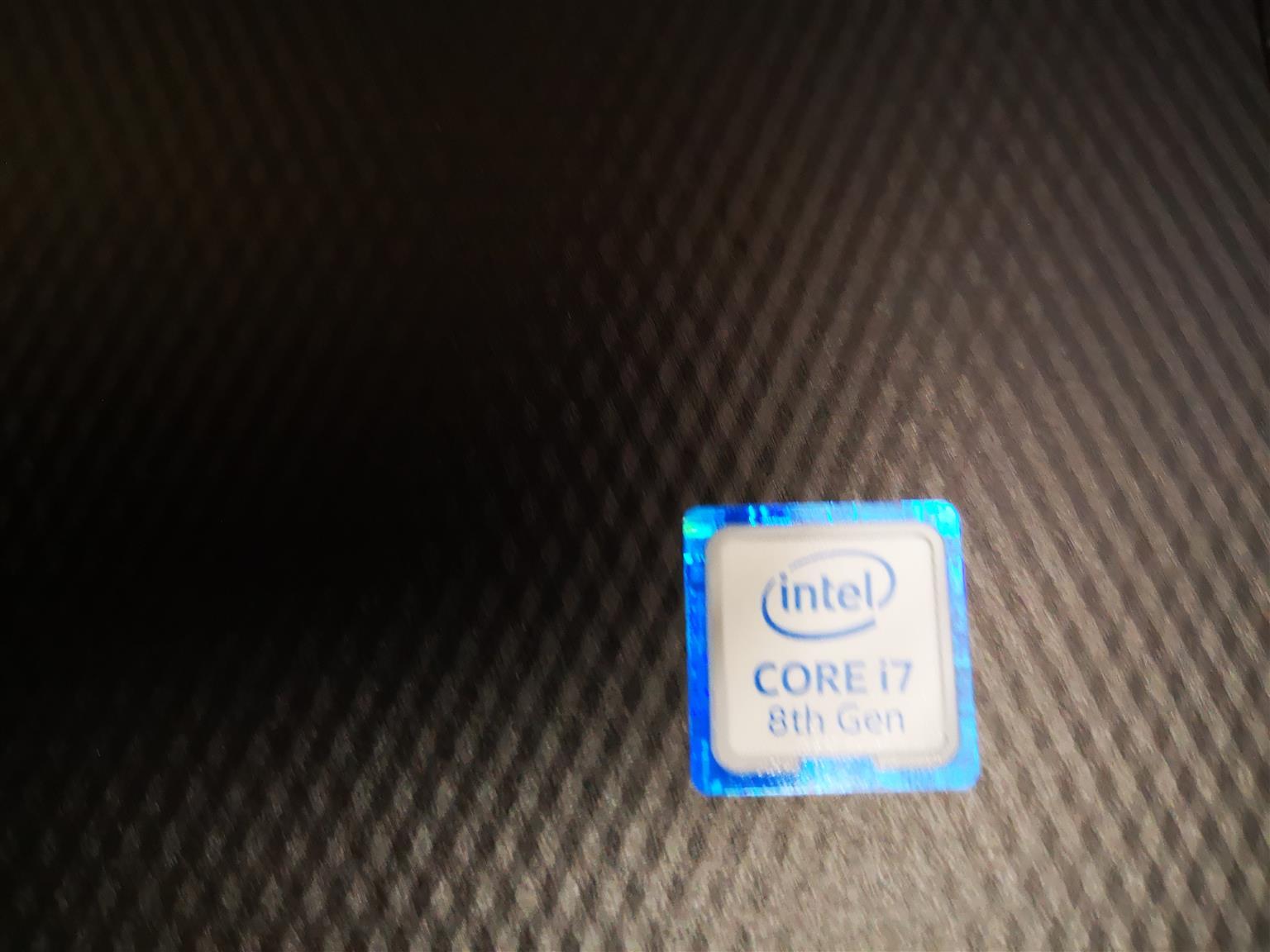 2019 Dell Inspiron 15 3580 intel core i7