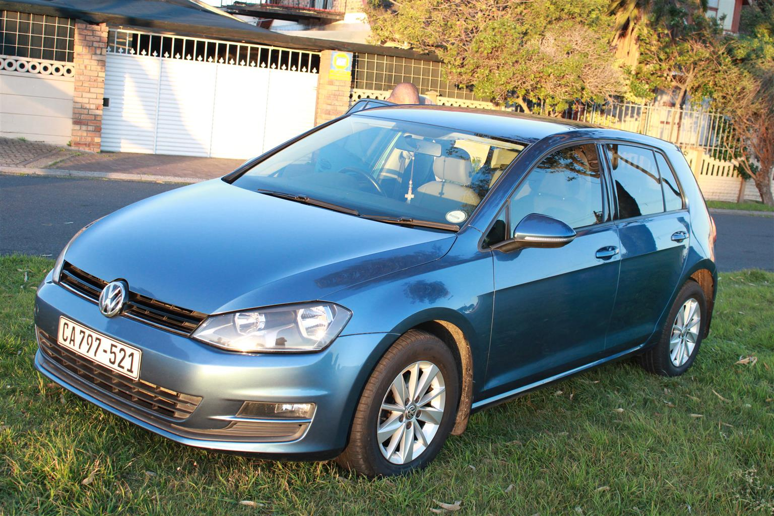 2014 VW Golf 1.2TSI Trendline