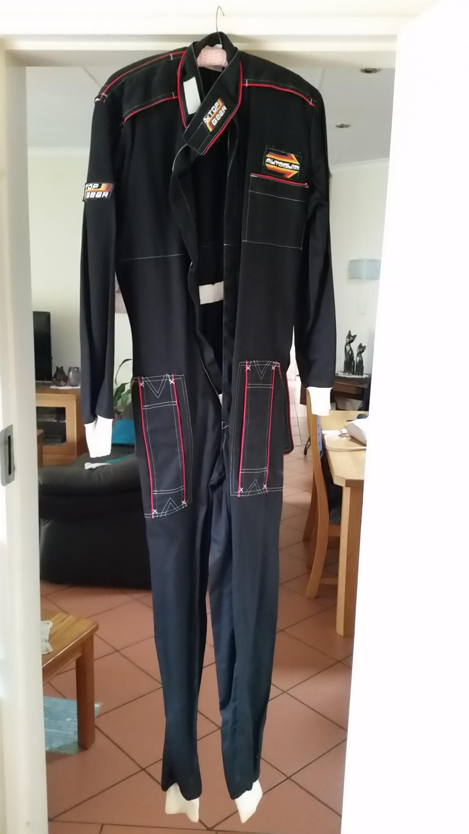 Drivers Racing Suit