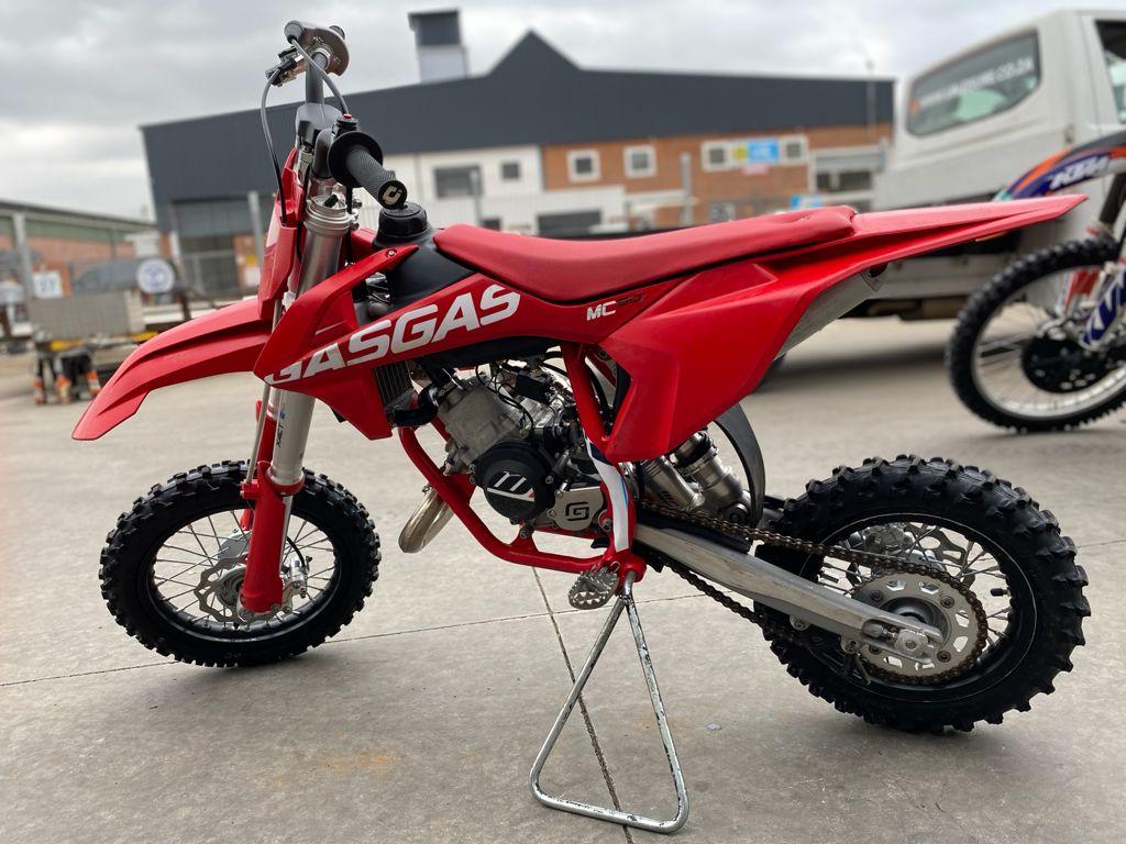 2021 GAS GAS MC 50   UB LEISURE