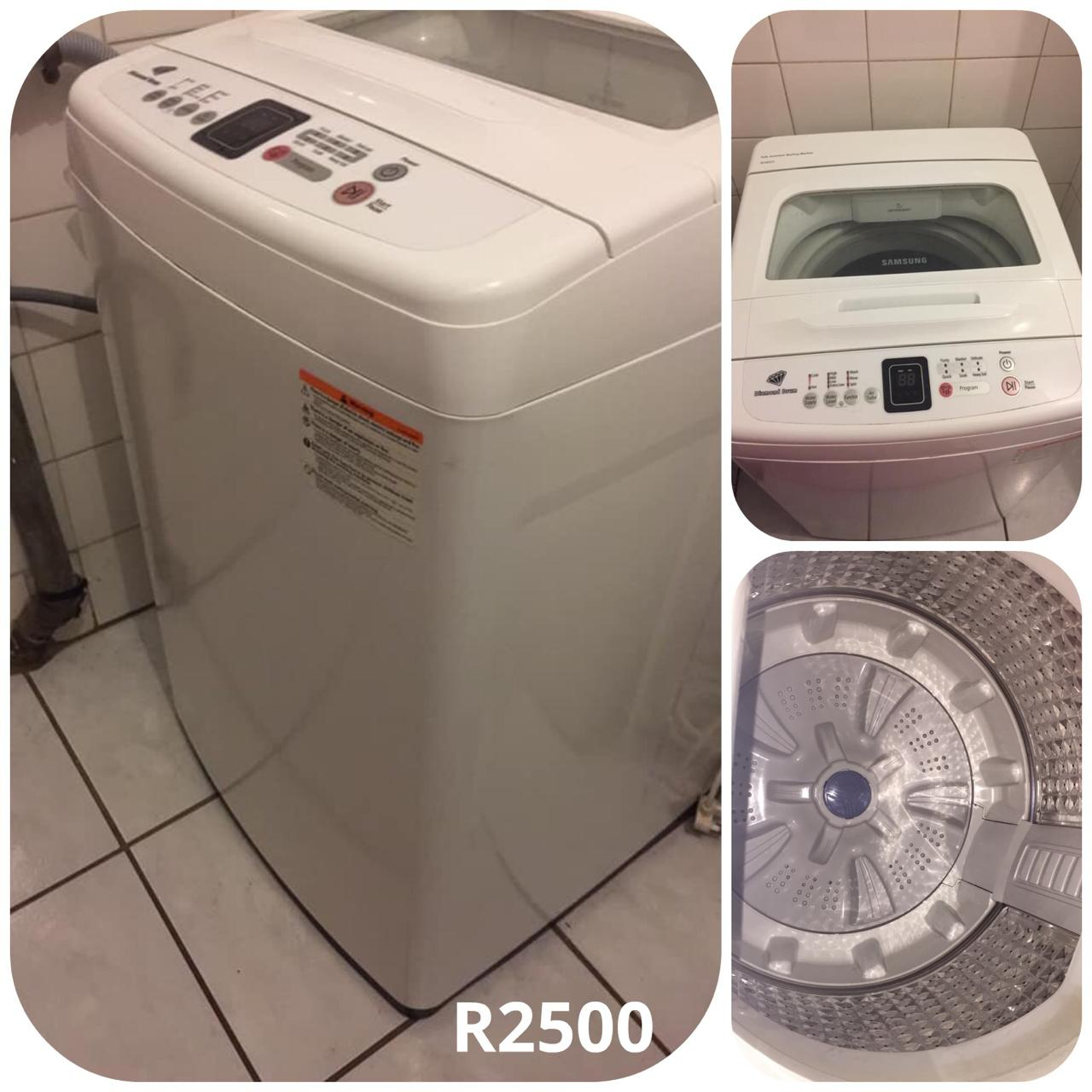 Samsung 8kg top loader for sale