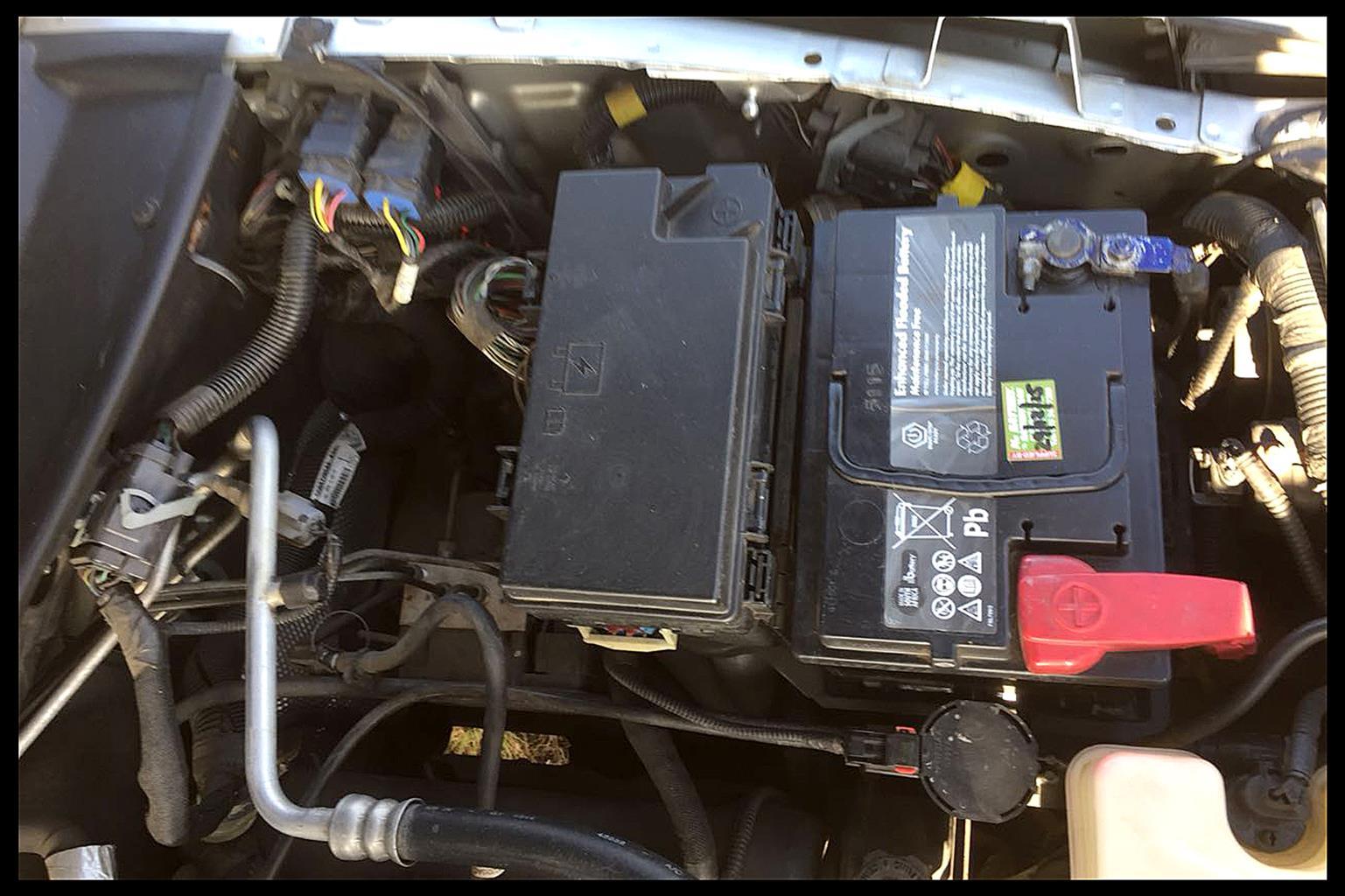 2007 Dodge Nitro 37 R T Junk Mail Wiring