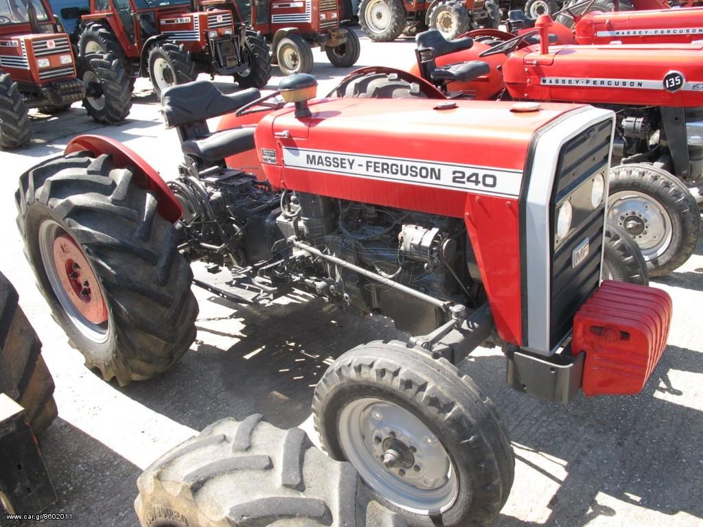 Massey Ferguson 240 for Sale