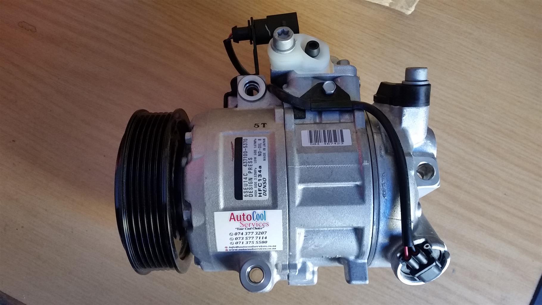 Vw Polo Aircon Compressor Junk Mail Kompresor Denso