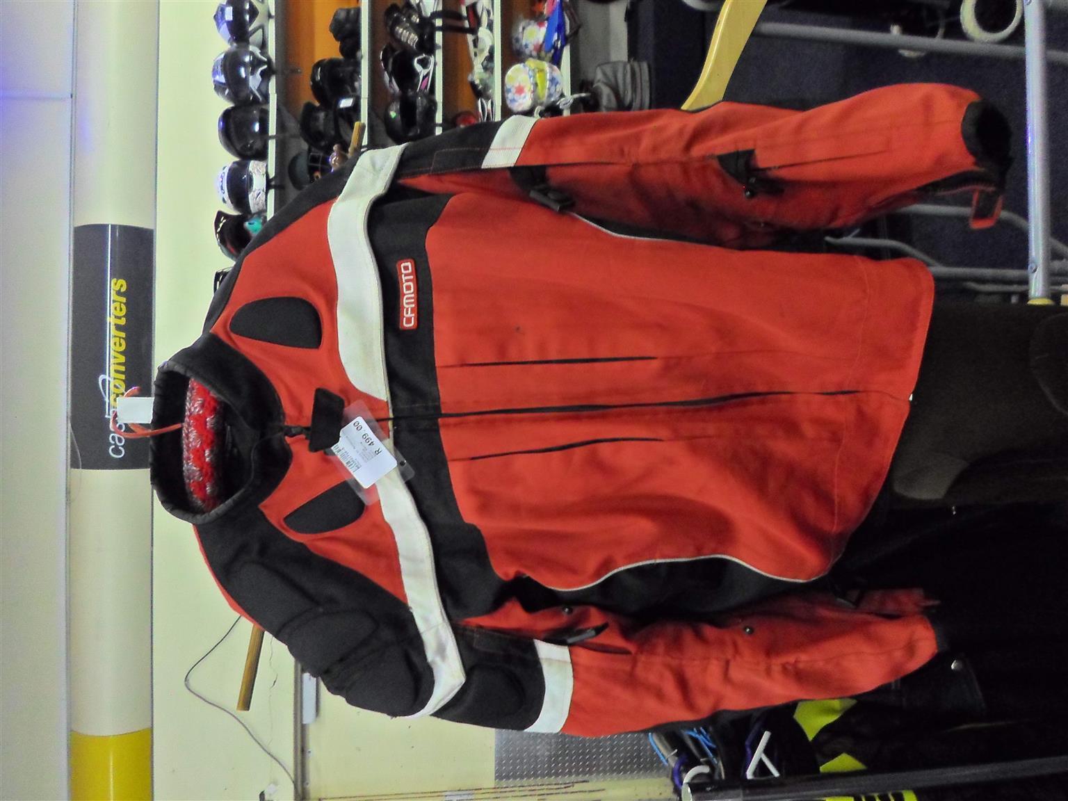 XL Cfmoto Motorcycle Jacket