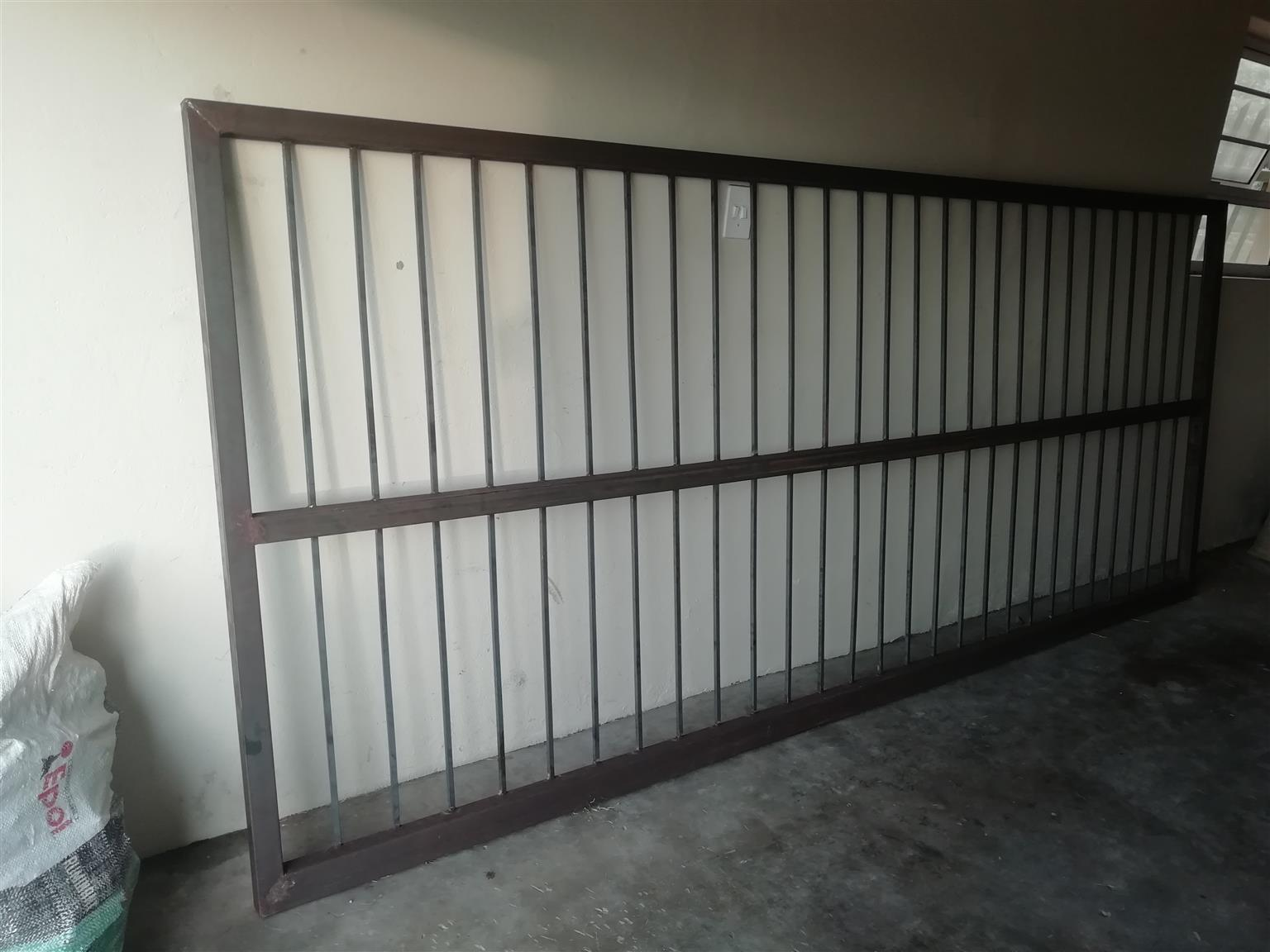 New gate 1,5 x 3m long