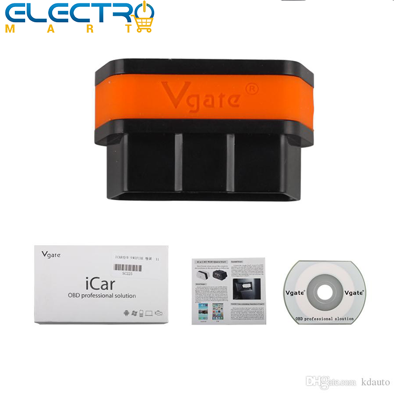 Vgate iCar2 Bluetooth Auto Diagnostic Scan Tool