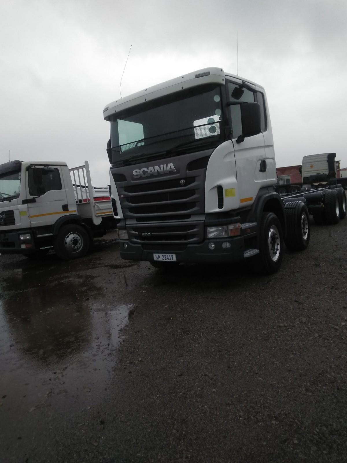 Trucks and Trailer