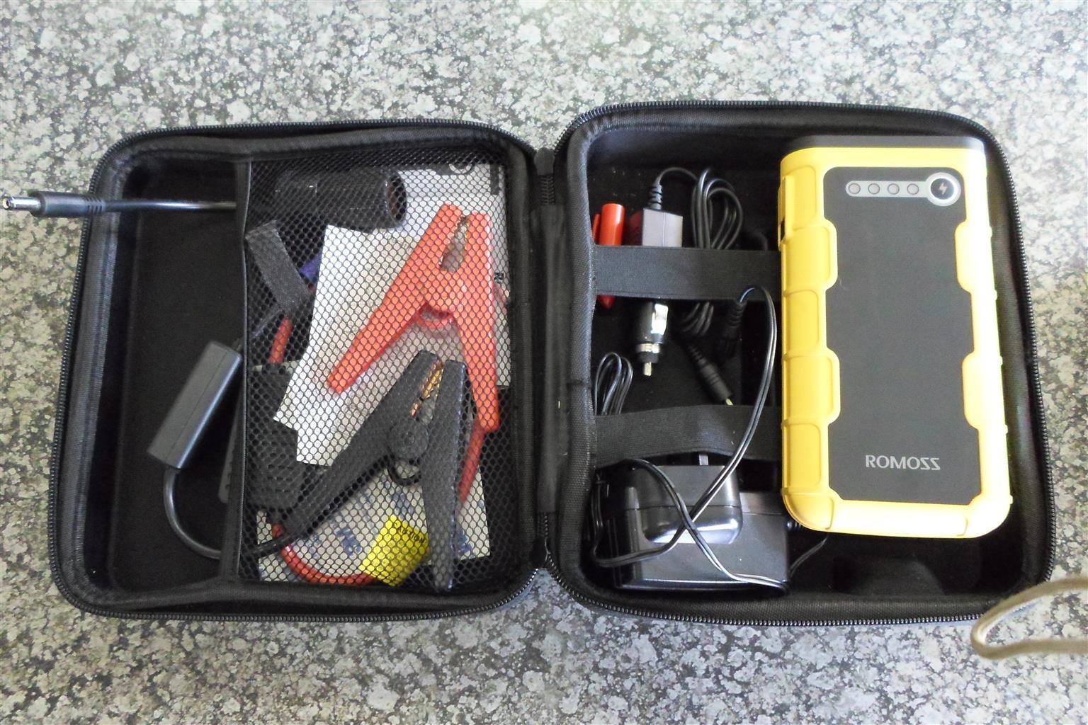 Romoss Jump Start Kit