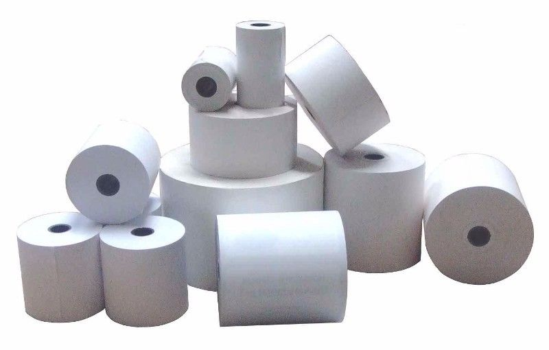 THERMAL AND BOND PAPER ROLLS
