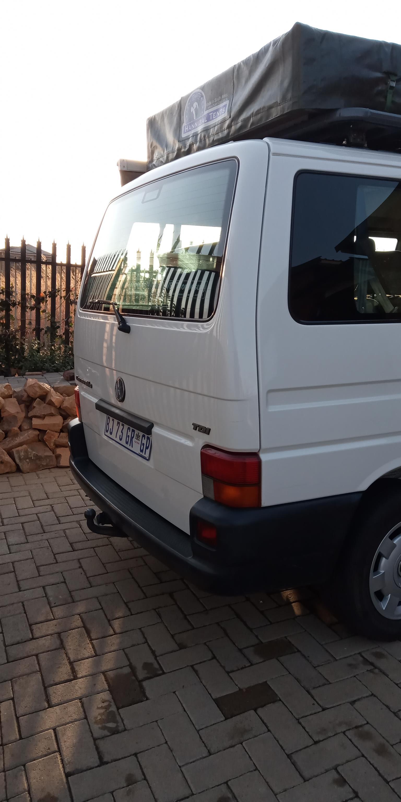 2004 VW T4