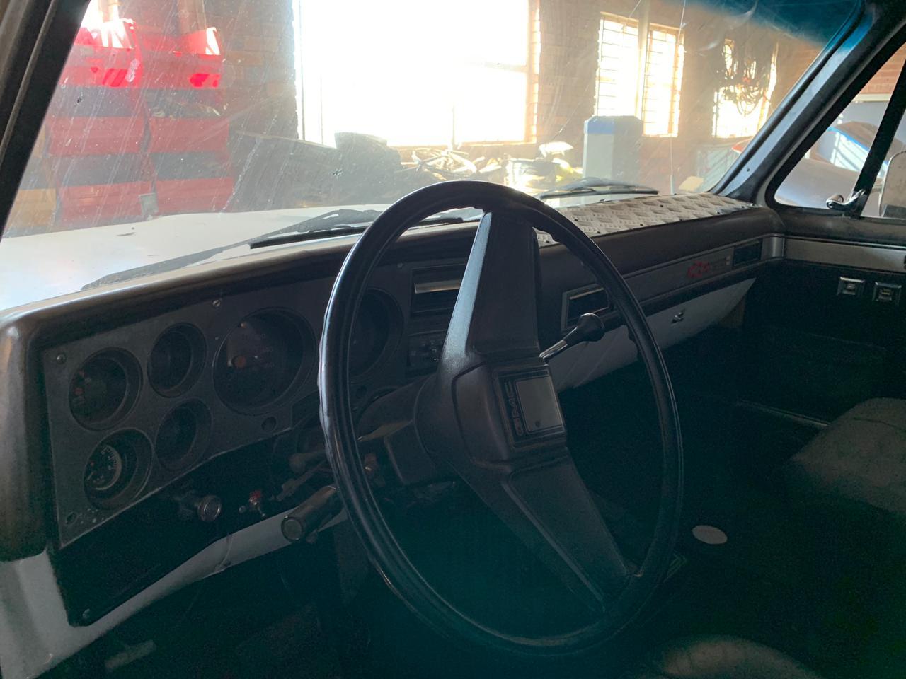 1985 GMC Gimmy
