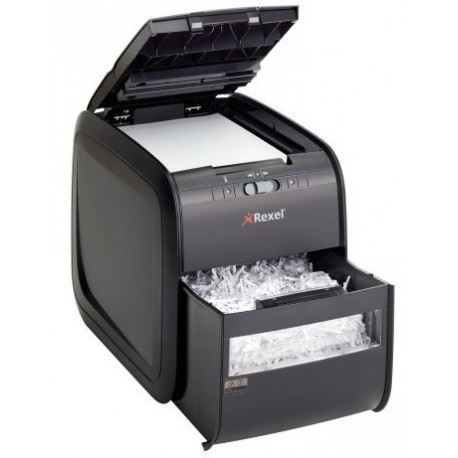 Rexel Auto+ 60X Cross Cut Paper Shredder with Auto Feed