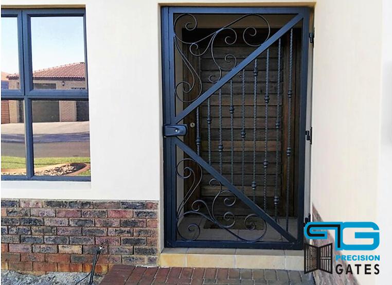 Security Gates, Trellis Gates, Welded Gates, Burglar Bars, Cape Town