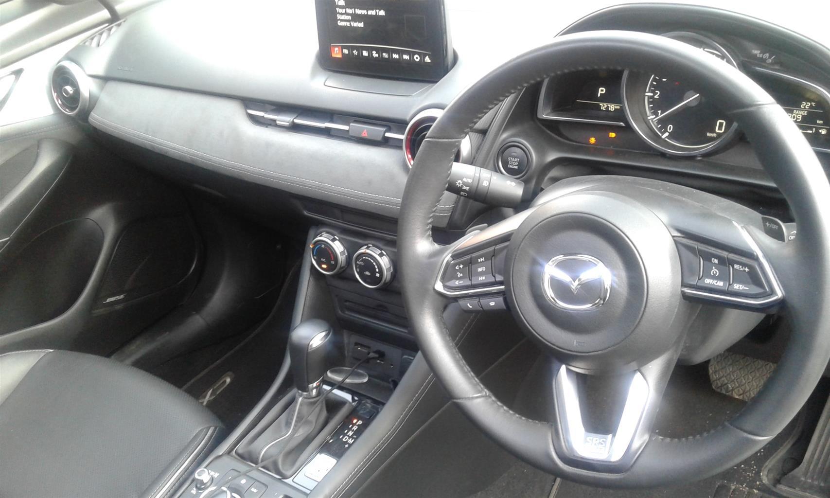 2018 Mazda CX-3 2.0 Individual Plus auto