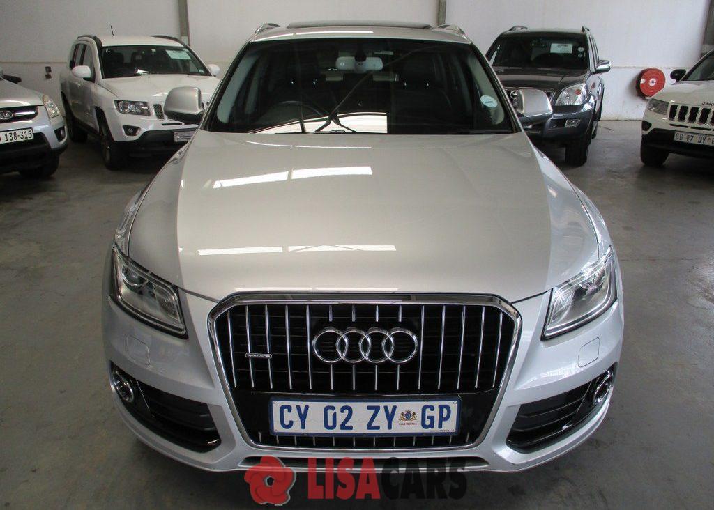 2014 Audi Q5 2.0TDI quattro sport