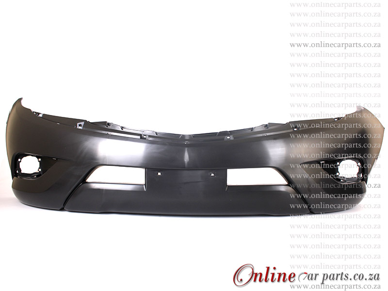 Mazda BT-50 4WD Front Bumper With Fog Light Fog Lamp Holes And Moulding Holes 2012-