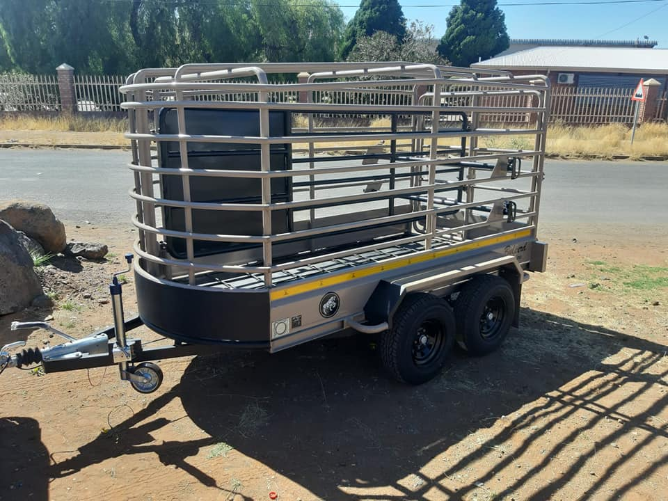Agricultural Large Cattle & Sheep trailer