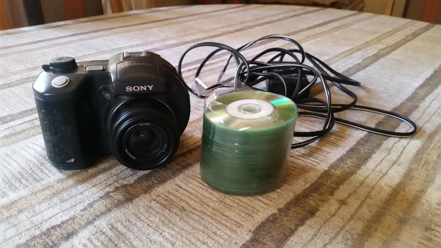 sony mavica digital camera