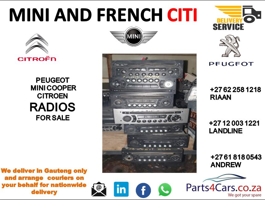 various radios for sale