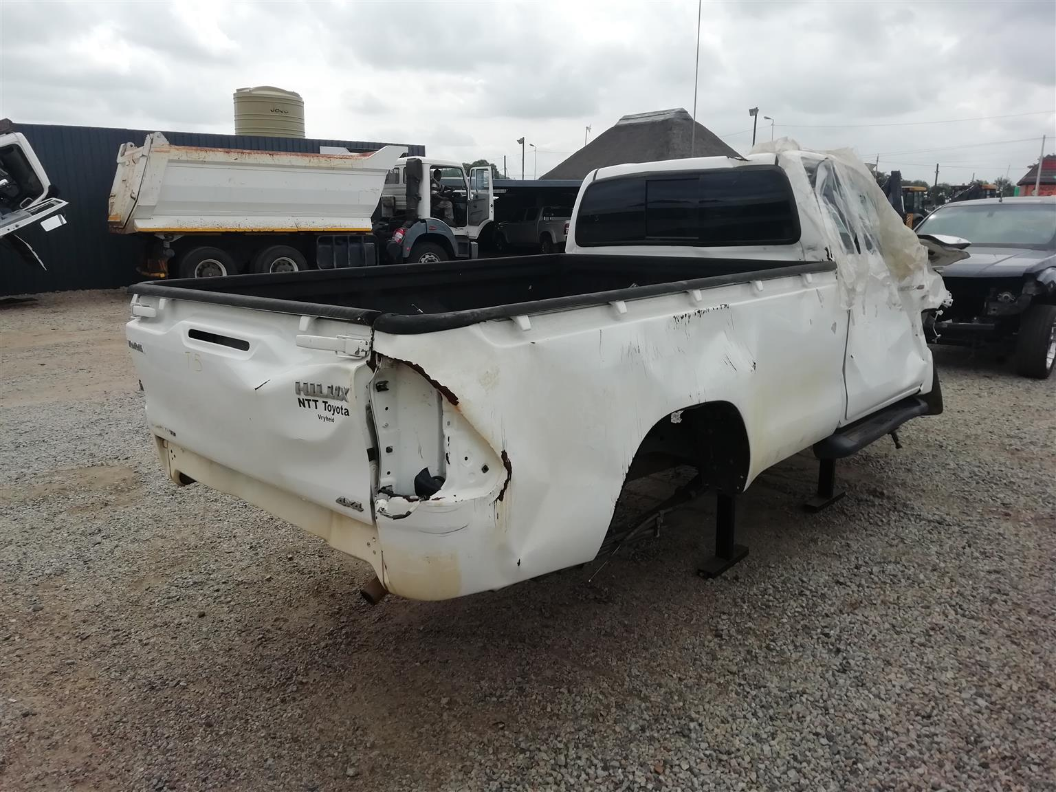 Toyota Gd6 2.0 Stripping For Spares