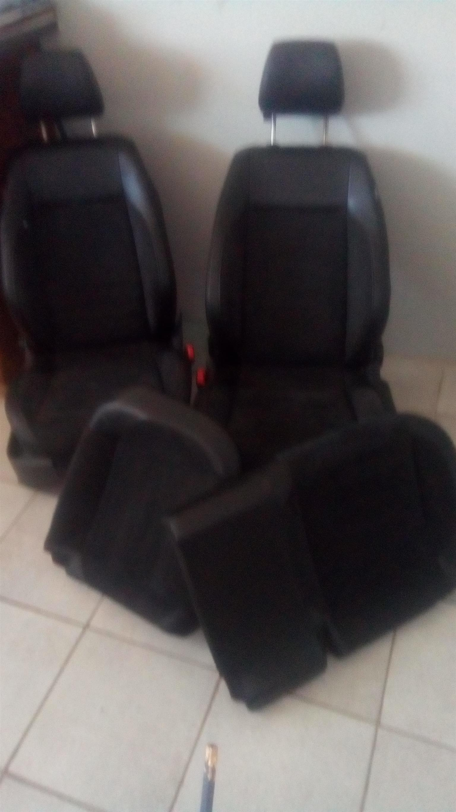 Polo GTI (car seats)