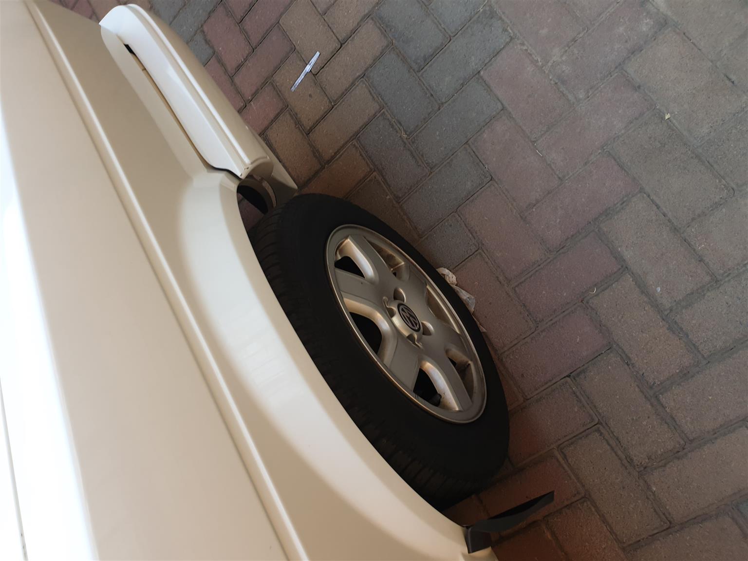 2008 VW Citi Storm 1.4i