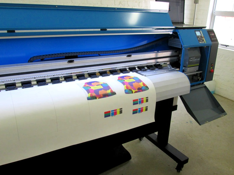 F-1864/ECO/DX7 FastCOLOUR 1860mm EPSON DX7 Printhead Large-Format ECO Solvent Ink Inkjet