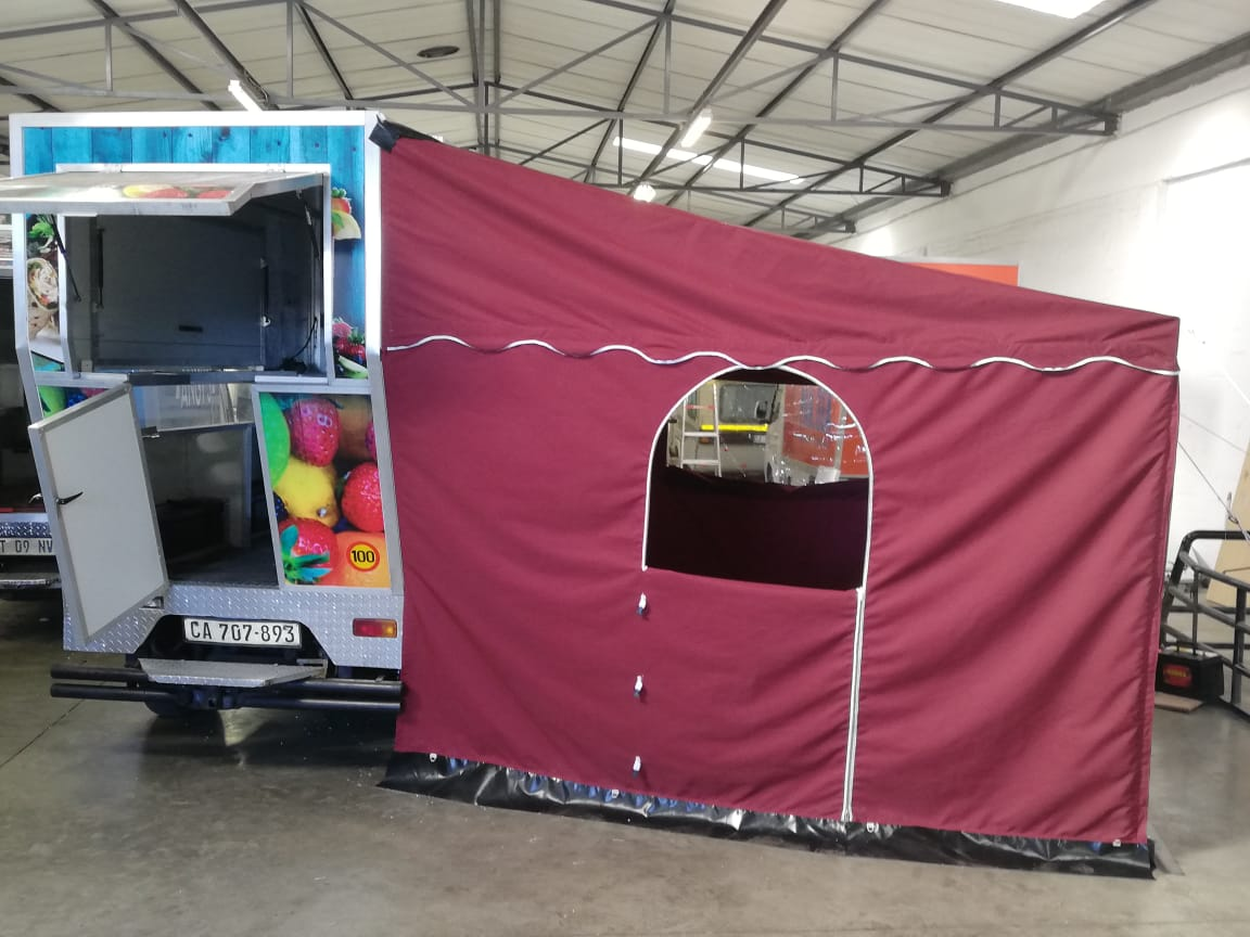 Tough Food Trucks / Mobile Clinics / Exhibitions Trucks For Sale - Own Business Opportunity !