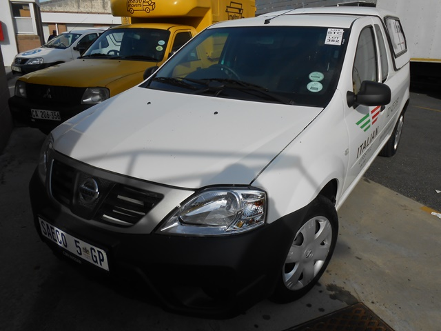 2018 Nissan NP200 1.5dCi