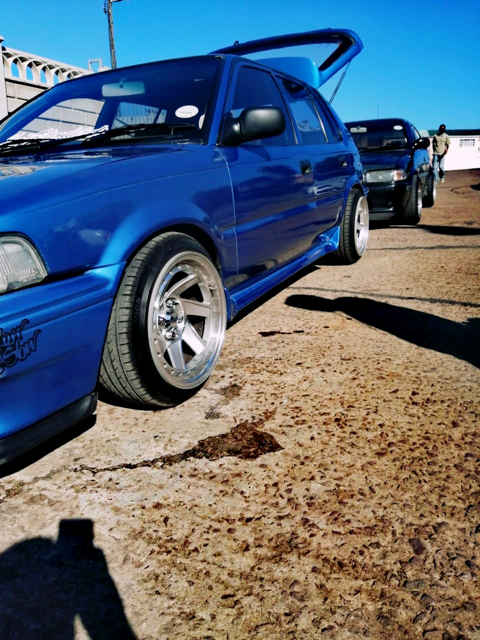 Toyota tazz conquest for sale
