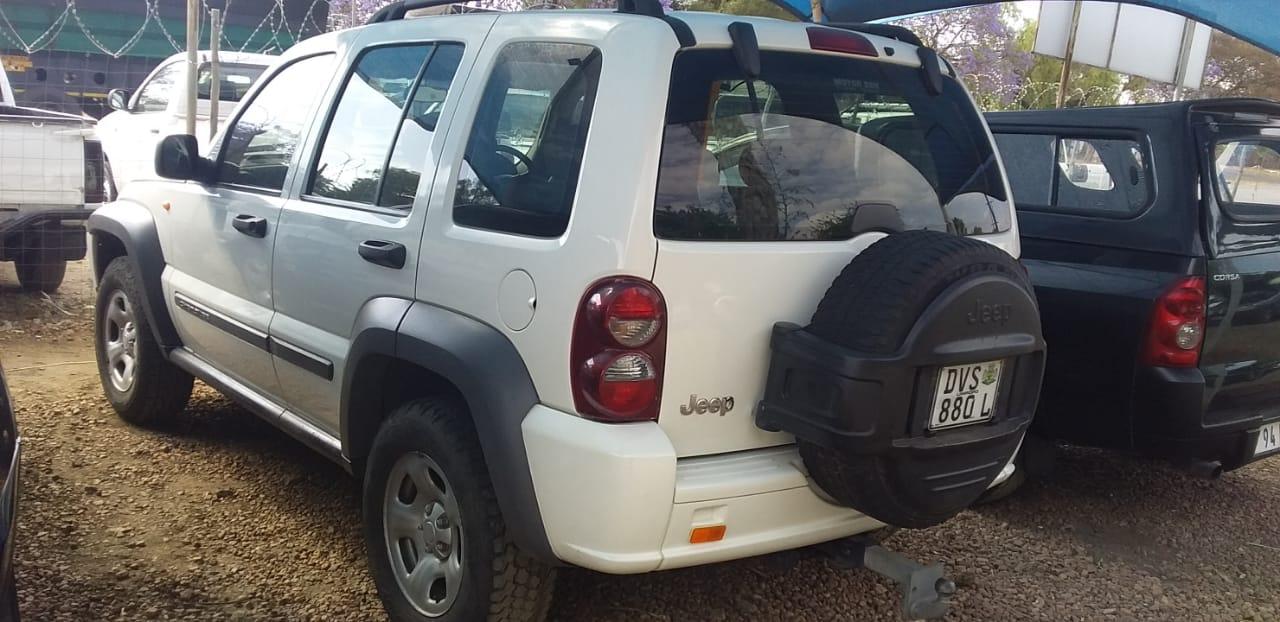 2006 Jeep Cherokee 2.8CRD Sport