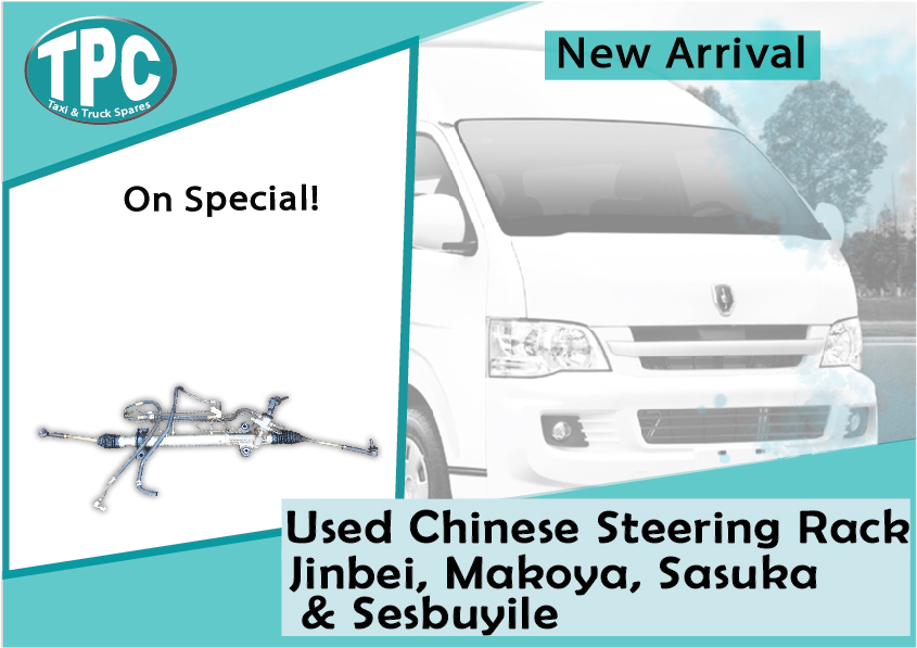 Chinese Used Steering Rack for sale at TPC