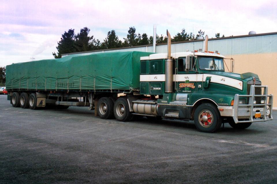Truck & Trailer Tarps