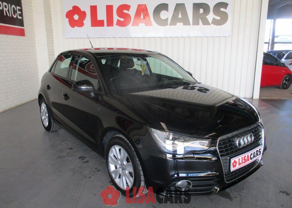 2012 Audi A1 1.6TDI Ambition