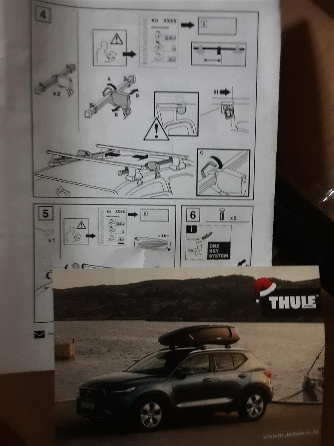 THULE short roof adapter 774